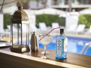 Bebidas en Hotel Els Pins