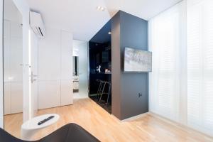 Kupaonica u objektu Unique Luxury Rooms