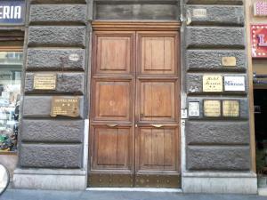Фасад или вход в Hotel Ferraro