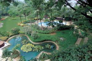A bird's-eye view of The Oberoi Bengaluru