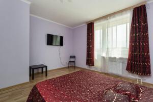 Кровать или кровати в номере Apartament Dimitrova
