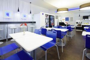 Restaurant o un lloc per menjar a Ibis Budget Madrid Centro Las Ventas