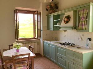 Cucina o angolo cottura di Agriturismo Marinello