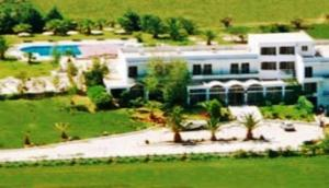 A bird's-eye view of Rhodian Sun Hotel