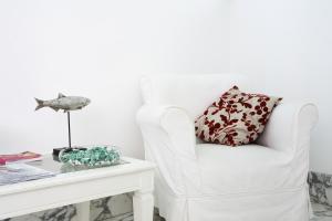 A seating area at La Ciliegina Lifestyle Hotel