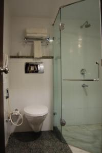 Un baño de Hotel Taj Resorts