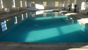 A piscina localizada em Hotel Fazenda São Matheus ou nos arredores