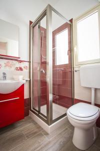 A bathroom at Venustas