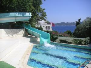 The swimming pool at or near Hotel Club Phellos
