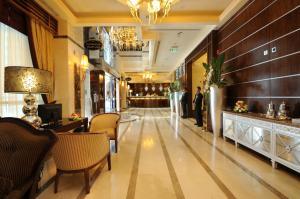 منطقة الاستقبال أو اللوبي في Ruve Al Madinah Hotel