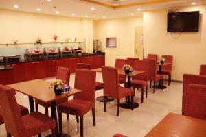 ハンティング エクスプレス 上海浦東空港にあるレストランまたは飲食店