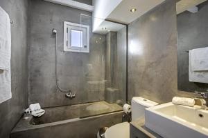 Łazienka w obiekcie Lindian Pearl