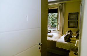 A bathroom at Hotel Valeri