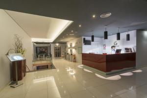 The lobby or reception area at Vila Gale Collection Douro