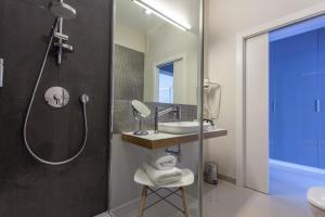 Łazienka w obiekcie Apartament Soleil I