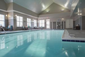 The swimming pool at or near Residence Inn by Marriott Decatur Forsyth