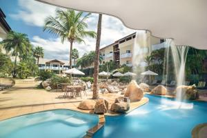 The swimming pool at or near Wetiga Hotel