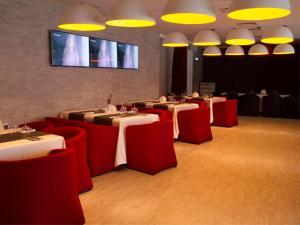 Ресторан / где поесть в Отель Лотос