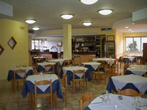 Ресторан / где поесть в Hotel Bar Dany