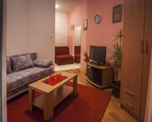 Гостиная зона в Apartment Kralj