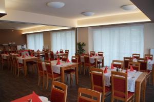 Restaurace v ubytování Hotel Krystal