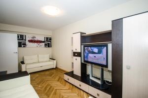 Телевизор и/или развлекательный центр в Nice Flats Белорусская