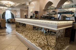 Лаундж или бар в Отель Биляр Палас