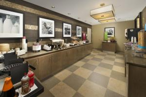 A restaurant or other place to eat at Hampton Inn & Suites San Antonio Northwest/Medical Center