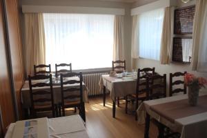 Restaurant ou autre lieu de restauration dans l'établissement B&B Vanloo