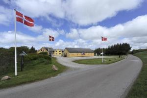 Bygningen som hotellet ligger i