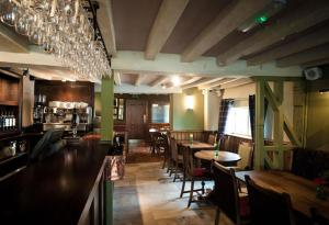 A restaurant or other place to eat at The Bull at Great Totham Limited