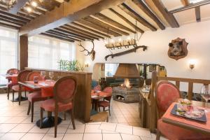 Ресторан / где поесть в Le Saint Michel