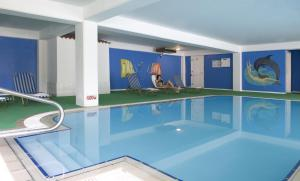 The swimming pool at or near Mayfair Hotel formerly Smartline Paphos
