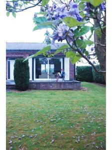 Сад в Holiday home Zelenachten