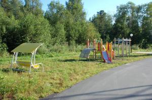 Детская игровая зона в Отель Калевала
