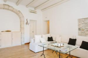 A seating area at B&B Palazzo Del Sale