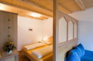 Letto o letti in una camera di Sonnenheimhof