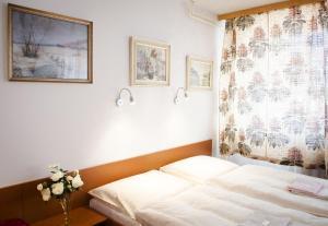 Кровать или кровати в номере Villa Betty