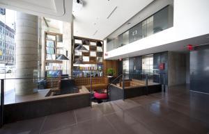 The lobby or reception area at Nolitan Hotel SoHo - New York