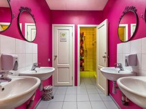Ванная комната в Друзья на Восстания
