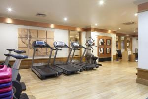 The fitness center and/or fitness facilities at Leonardo Royal London City - Tower Hill