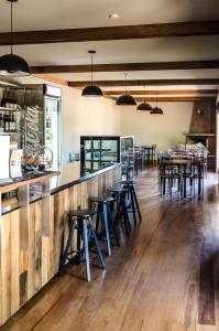A restaurant or other place to eat at BIG4 Stuart Range Outback Resort