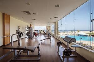 Фитнес-центр и/или тренажеры в Concorde Moreen Beach Resort