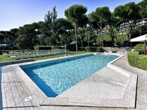 The swimming pool at or near All Time Relais & Sport Hotel