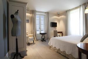 A room at Hotel Arancioamaro