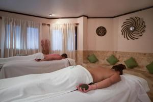 Cama o camas de una habitación en Punta Cana Princess Adults Only - All Inclusive