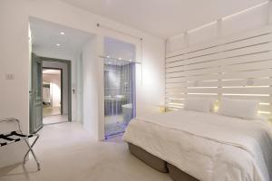 Letto o letti in una camera di Hotel Senia - Onar Hotels Collection