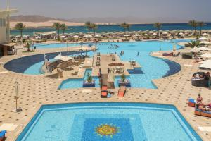 A view of the pool at Barceló Tiran Sharm Resort or nearby
