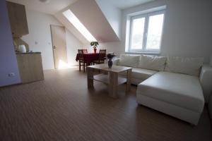 Posezení v ubytování Vila Aneta
