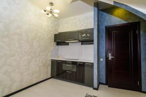 Кухня или мини-кухня в Отель Астра
